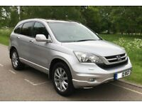 Honda CR-V EX -I-VTEC 4WD Automatic Petrol Station Wagon Pan Glass SR Navigation Air Conditioning
