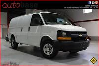 2012 Chevrolet Express 3500 CARGO REEFER | 135 | LOW KMS!!! LIKE