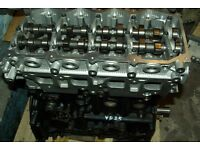2006-2008 RECONDITIONED NISSAN NAVARA 2.5 DCi D40 EURO 4 ENGINE WITH 6 MONTHS WARRANTY