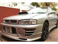 1998 VERSION 4 SUBARU IMPREZA WRX STI ONLY DONE 87,000KM HAS BEEN FULLY SERVICED.