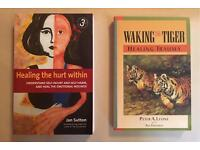 2x Counselling Books