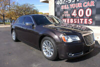 Miniature 1 Voiture American used Chrysler 300 Series 2012