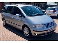 Volkswagen Sharan 1.9 Tdi Sport 130 6 Speed