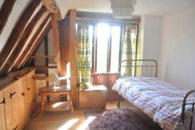 large single room, Barn conversion,Toft, Cambridge