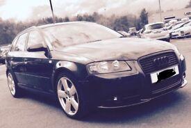 Audi A3 Sline replica