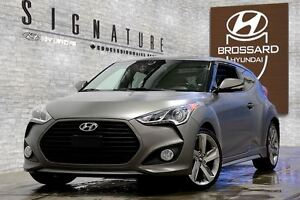 2014 Hyundai Veloster Turbo CUIR TOIT PANORAMIQUE GPS