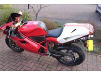 stunning Ducati 996 superbike Motorcycle / Motorbike