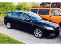 2008 Mazda 6 estate 2.0 ts2, diesel. May px swap smaller diesel. (Passat Octavia a4 tdi)