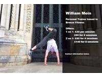 William Mein Personal Trainer - Belfast