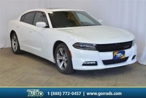 2015 Dodge Charger SXT/MOONROOF/U-CONNECT/HEATED SEATS/BLUETOOTH
