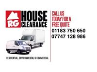 HOUSE CLEARANCE, REMOVAL SERVICE, WASTE CLEARANCE, RUBBISH CLEARANCE, MAN AND VAN, SLOUGH