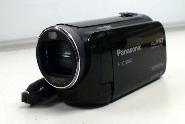 Panasonic HDC-SD80 Camcorder | in Redcar, North Yorkshire | Gumtree