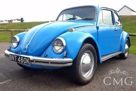 Volkswagen Beetle 1300cc Twinport 1972