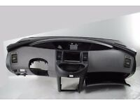 Left hand drive European complete full frame dashboard Nissan Primera P12 2003 - 2008 LHD conversion