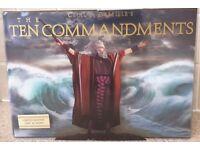 Ten Commandments: Ultimate Collectors Edition Blu-ray - US Import