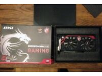 MSI Radeon R9 290 4GB - Excellent for gaming and/or mining!