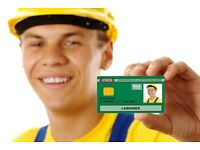 Why pay more? NEW YEAR CSCS GREEN CARD DEAL only £105 for 1 day course & both tests 02075118187