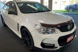2016 Holden Commodore VF II MY16 SV6 Black White 6 Speed Sports Automatic Sedan Winnellie Darwin City Preview