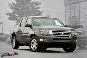 2012 Honda Ridgeline AWD IMPECCABLE