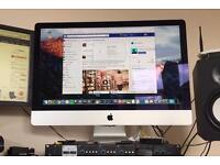 "Apple iMac 27"" late 2013 - 2.7k Display - QUADCORE - 3.2GHZ i5 - 8GB RAM - 1TB HDD Slimline Model"