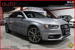 2015 Audi S4 Technik plus