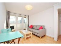 ZONE 1 LOVELY SPEC 1 BED IN THE HEART OF KENNINGTON/VAUXHALL, FURNISHED, HEATING AND HOT WATER INC