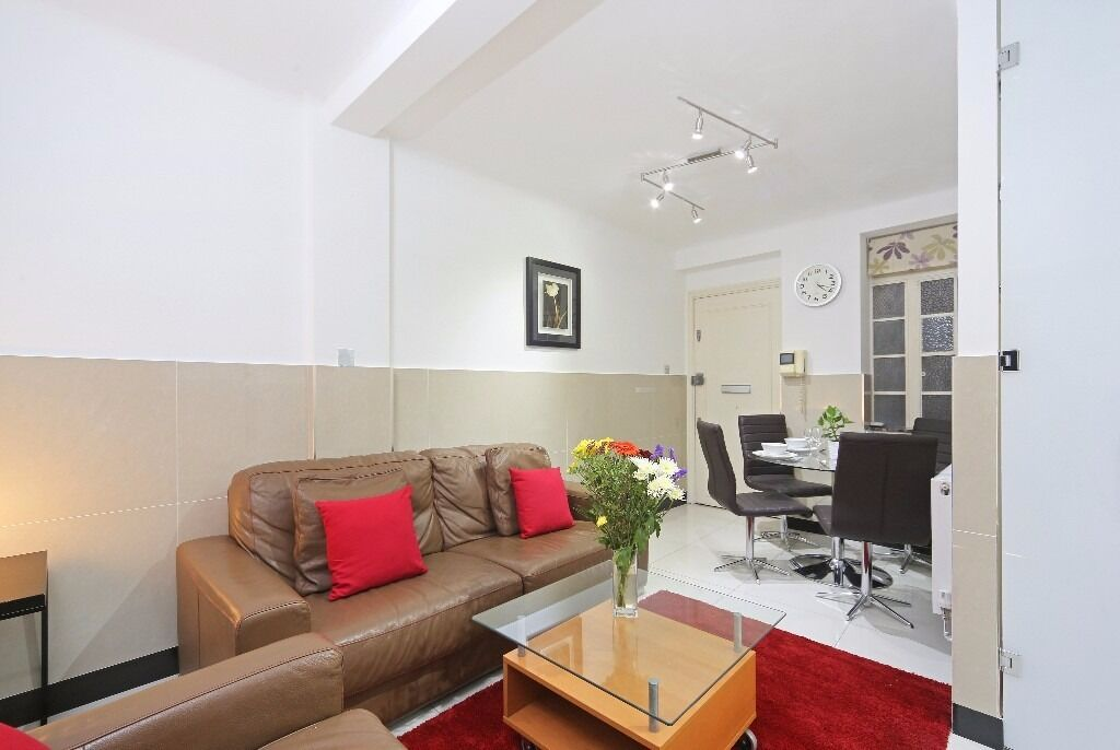 Modern and spacious four bedroom flat in Marble Arch**Special offer**No Admin Fees