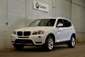 2013 BMW X3 xDrive28i | Extended Warranty 6 years or 200,000km