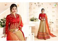 most glorious designer brand new lehenga collection in wholesale