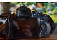 Nikon D5200 + Sigma 18-35 f/1.8