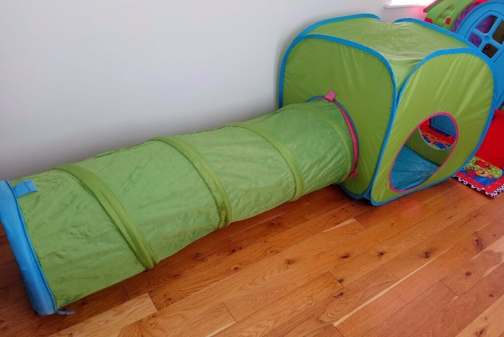Ikea Busa Childrenu0027s Tent + Play Tunnel & Ikea Busa Childrenu0027s Tent + Play Tunnel | in Hayes London | Gumtree
