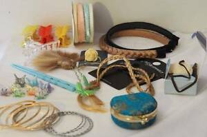 FUN HAIR DETAILS and ACCESSORIES - Ring Purse, Clips & Bangles Helensvale Gold Coast North Preview