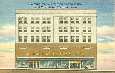 Worcester, MA J.J. Newberry Company
