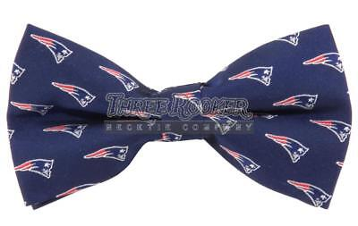 Patriots Bow Ties FREE SHIPPING Pre-tied New England Patriots Bow Tie - Patriotic Bow Ties