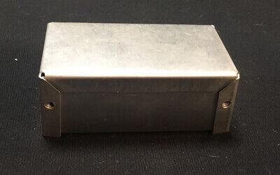 Aluminum Electronics Enclosure Project Box Case Metal Electrical 4 X 2 X 1.5