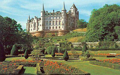 Scotland: Dunrobin Castle, Sutherland - Posted 1979