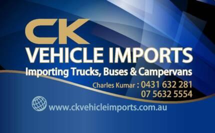 CK Vehicle Imports Pty Ltd