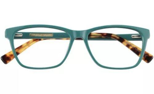Christian Siriano Lolo Green Women's Eyeglass Frames Presc