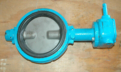 Grinnell 6 Butterfly Valve 610-8572-4 Model Wd 8572-4