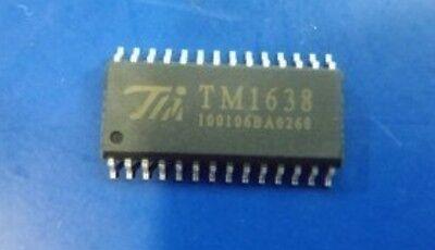 10 Pcs Tm1638 Led Driver Ic Sop Smd New