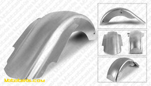 EXTENDED STEEL FENDER FOR SADDLEBAGS HARLEY TOURING BAGGER MODELS 1998-2008 NEW