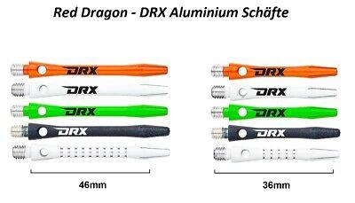 Aluminium Schäfte - Alu Shaft - Farbe & Größe wählbar - NEU (Red Dart)