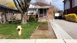 Basement for rent Available May 1st @ Warden & Ellesmere