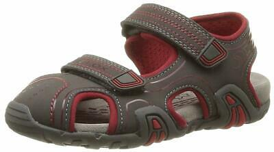 Geox Kids J S.Kraze C, Boys Sandals Sneaker Shoes Size 13 US Kids, EU 31, 20.6cm Geox Kids Sandals