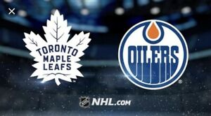 Oilers vs Leafs March 9th