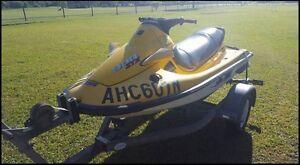 2002 Kawasaki 900 jet ski 3 seater Forster Great Lakes Area Preview