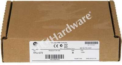 New Allen Bradley 1756-l73 B Controllogix Logix5573 Processor 8 Mb Fw 1.010