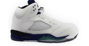 Jordan V white Grapes size 8.5 DS NEW