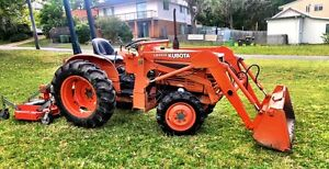 Kubuto Tractor Mayfield West Newcastle Area Preview