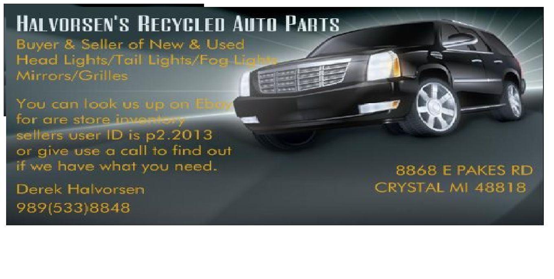 Halvorsen's Recycled Auto Parts